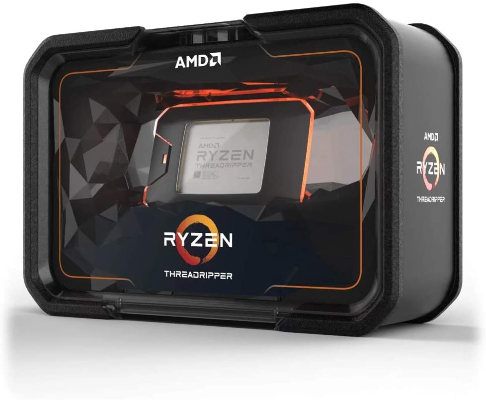 Amazon Com Amd Yd292xa8afwof Ryzen Threadripper 2920x 12 Core 24 Thread Processor 4 3 Ghz Max Boost 38mb Cache Computers Accessories