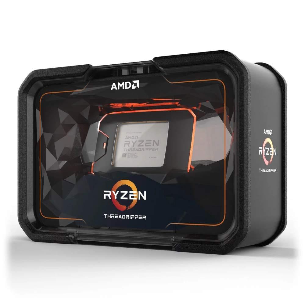 AMD Ryzen Threadripper 2920X (12-Core/24-Thread) Processor 4.3 GHz Max Boost 38MB Cache (YD292XA8AFWOF) by AMD