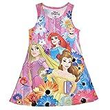 Disney Princess Girls' Sublimated Tank Dress M(7/8)