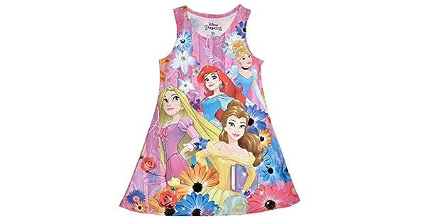 Amazon.com: Vestido de princesa Disney para niñas: Clothing