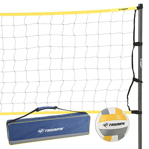 Triumph Classic Volleyball Set