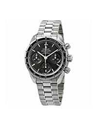 Omega Speedmaster Automatic Black Dial Men's Watch 324.30.38.50.01.001