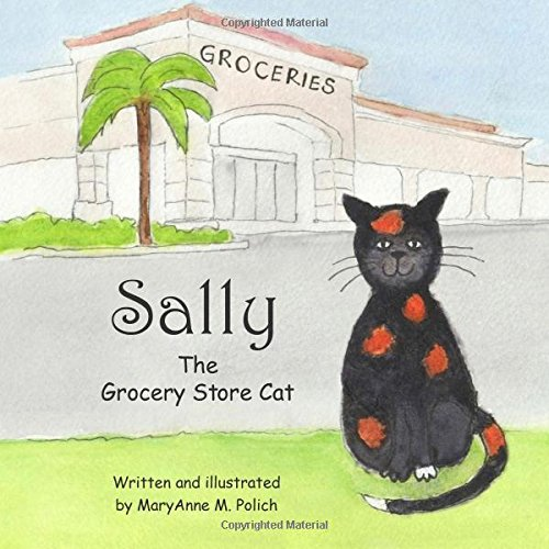 Download Sally the Grocery Store Cat pdf epub