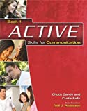 img - for ACTIVE Skills for Communication 1: Workbook (Bk. 1) book / textbook / text book