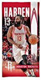 WinCraft James Harden Houston Rockets Spectra Beach/Dorm Towel NBA 30 X 60 Inch