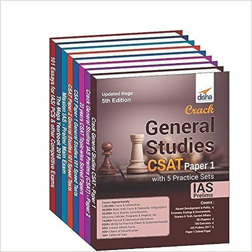 Complete books for upsc prelims u0026amp; mains