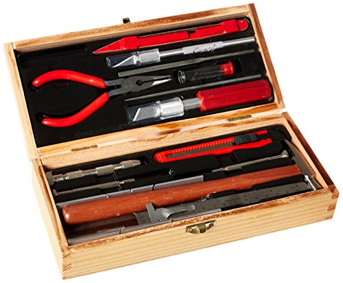 Excel Deluxe Model Railroad Tool Set