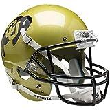 Schutt NCAA Unisex NCAA Colorado Buffaloes Football Helmet Desk Caddy