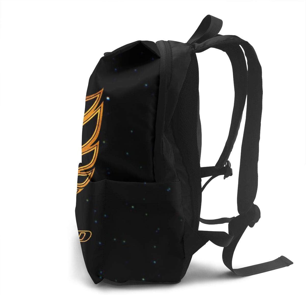 Veta Megica Pontiac Trans Am Firebird Student Bag Bookbag Backpack Laptop Bag