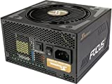 Seasonic FOCUS Plus Series SSR-750FX 750W 80+ Gold ATX12V & EPS12V Full Modular 120mm FDB Fan Compact 140 mm Size Power Supply