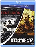 Pack: Centurion + Resistencia (Blu-Ray) (Import Movie) (European Format - Zone B2) (2014) Michael Fassbender;