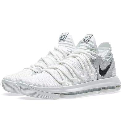 03c59a0a59 Tênis Nike Zoom Kd 10 Pure Platinum Chrome (42)  Amazon.com.br ...