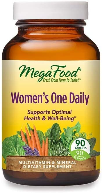 Megafood - Women's One Daily California Blend, 90 Tablets [Health and Beauty]
