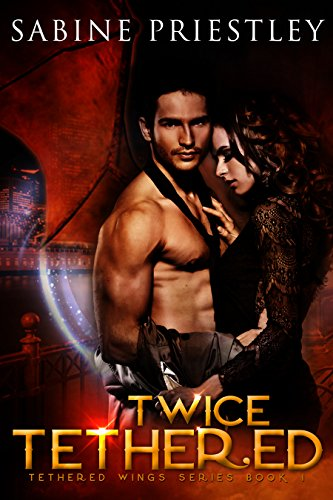 Download for free Twice Tethered: Sexy Sci-Fi Urban Fantasy with a Twist.