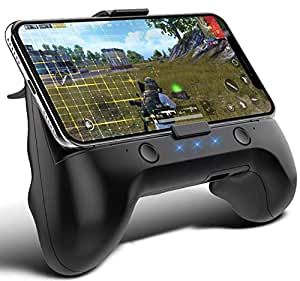 PUBG Game Controller Handle Double Cooling Fan l1r1 Shooter Trigger Fire Button with Radiator For iPhone 6 8 XS MAX Smart Phones