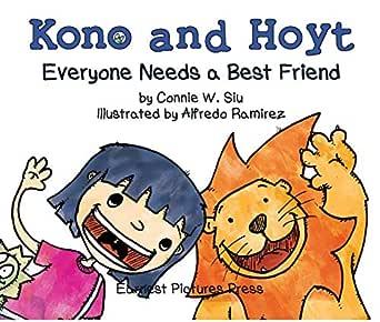 Kono & Hoyt: Everyone Needs a Best Friend (English Edition) eBook ...