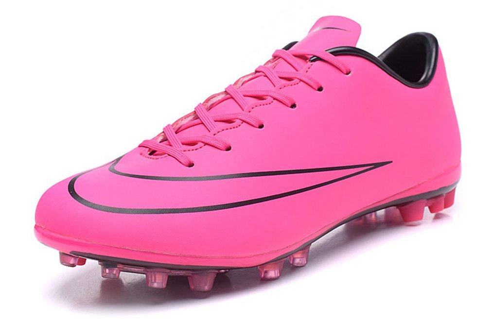 Herren Mercurial X AG Pink Niedrig Fußball Schuhe Fußball Stiefel