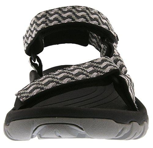 in Teva XLT black Sandal Abysses Grey Women's Hurricane UIp8q