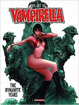 Art Of Vampirella: The Dynamite Years por Eric Trautmann