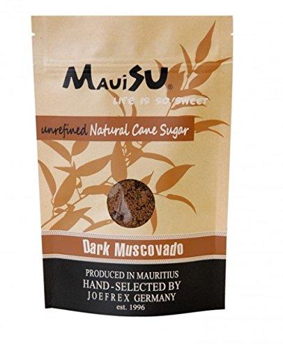 MauiSu - Dark Muscovado Rohrzucker - 500g
