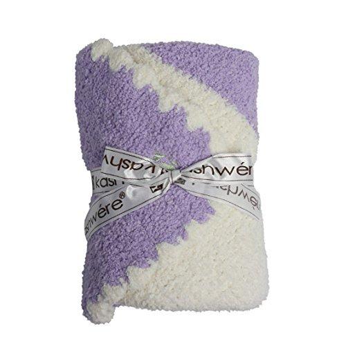 Kashwere Baby Blanket & Cap 30
