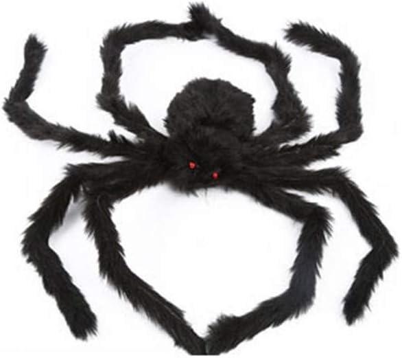 Spider Halloween Decoration Color Spider Halloween Venue Arrangement Props
