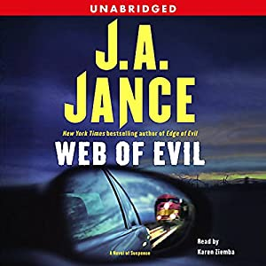 Web of Evil Hörbuch