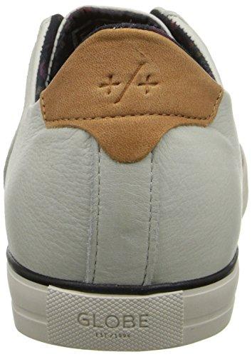 Globe Los Angered Low Hombre Piel Deportivas Zapatos