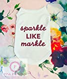 Sparkle Like Markle Dog Shirt