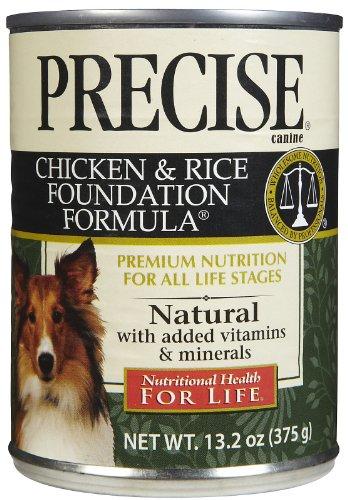 Precise Chicken & Rice Foundation Formula - 12 x13.2oz