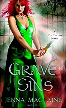 Book Grave Sins (Cin Craven, Book 2)