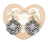Brighton Arabesque No.1 French Wire Earrings