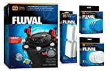 Fluval Fx6 Aquarium Canister Filter (FX-6 Filter Package)
