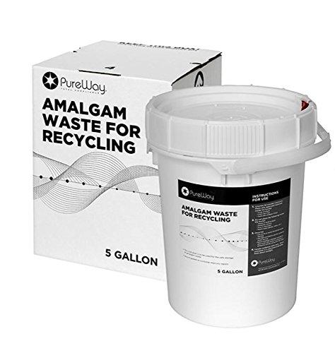 PureWay Amalgam Recycling Systems 5 Gallons