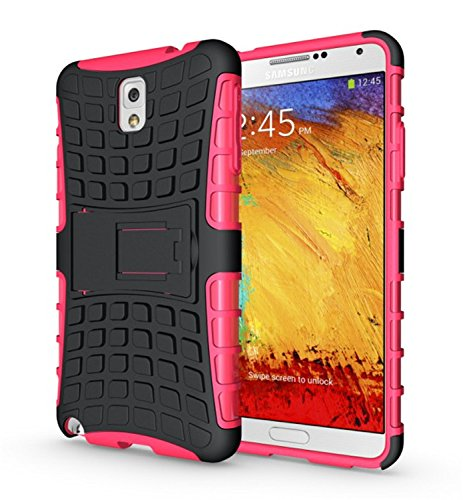 Cable And Case Armorbox Dual Layer Hybrid Case for Galaxy Note 3 –