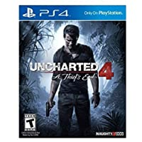 Deals on Uncharted 4: A Thiefs End for PS4 Pre-Owned