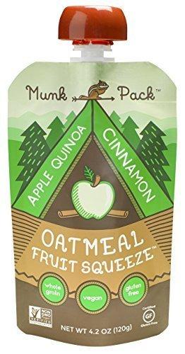 Munk Pack Oatmeal Frt Sqz Apl Cinn (Apl Pack)