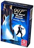 : James Bond Poster Poker Size Playing Cards, Single Deck