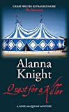 Quest for a Killer (Rose McQuinn Mysteries)