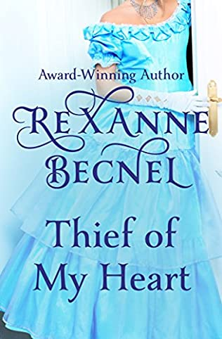 book cover of Thief of my Heart