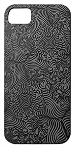 Generic Tigers Art Trippy Vector Pattern Black And White Hard For SamSung Galaxy S6 Phone Case Cover 3D