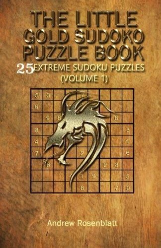 Sudoku Little Puzzle Extreme Puzzles product image