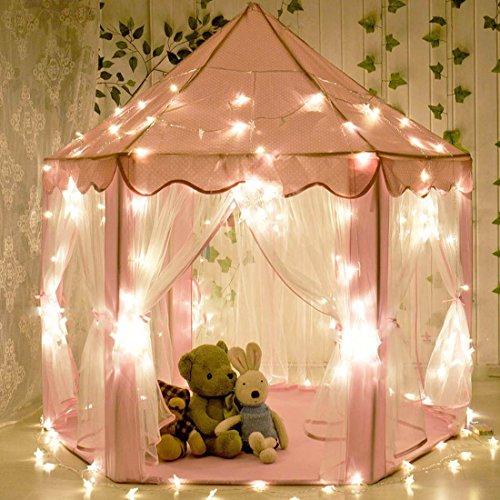 Castle Tent (Pink) - 9