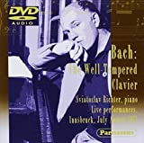 Bach: The Well-Tempered Clavier - Live in Innsbruck, July-August 1973