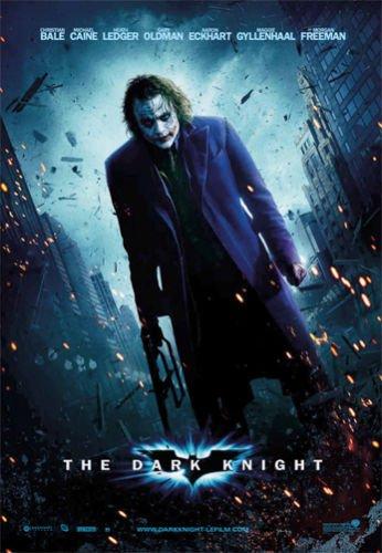 Twenty-three 24X36 Inch canvas poster Batman - The Dark Knig