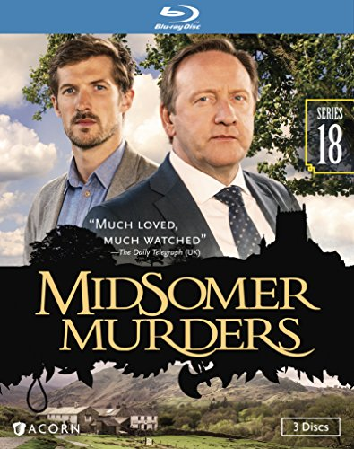Midsomer Murders, Series 18 [Blu-ray]