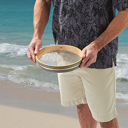 The Sounds Of The Sea Wave Drum by Hammacher Schlemmer
