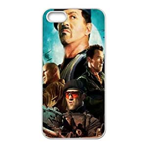 Expendables 3 iPhone 4 4s Cell Phone Case White as a gift T5577131