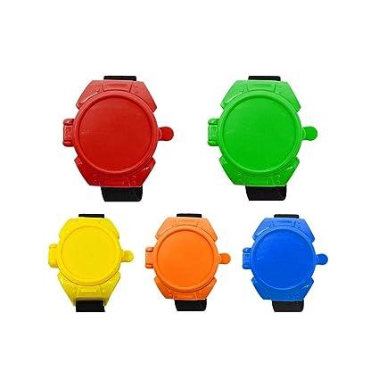 Amazon.com: Reloj de juguete para niños, diseño de disco volador