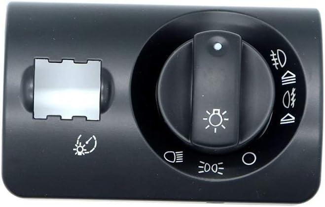 ROWEQPP Headlight Fog Light Switch Repair Kit for A6 4B C5 Avant S6 02-05 OE 4B1 941 531E